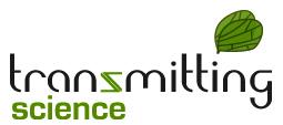Transmitting Science logo